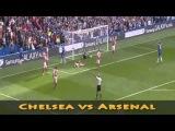 Челси - Арсенал 2:0 / 05.10.2014 / Обзор матча