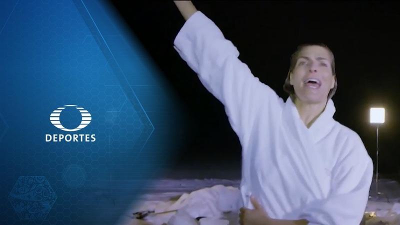 Bautizo Ruso   Montserrat en Rusia   Televisa Deportes