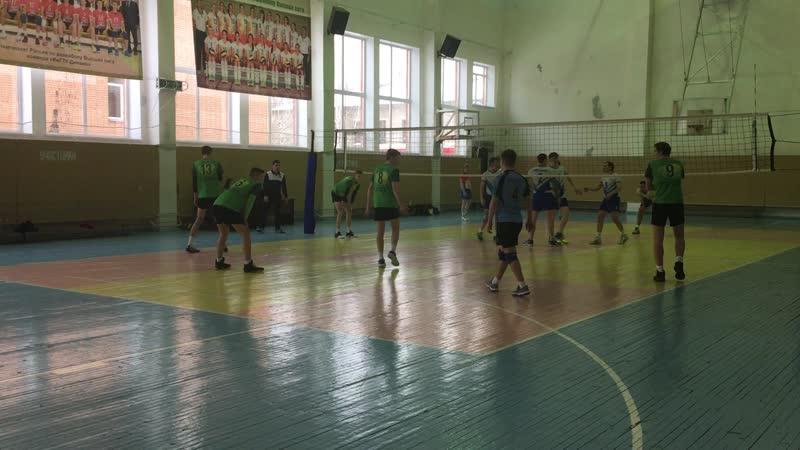 3 1 Созвездие Удмуртэнерго 0 3 Чемпионат УР по волейболу 2019 Первая лига
