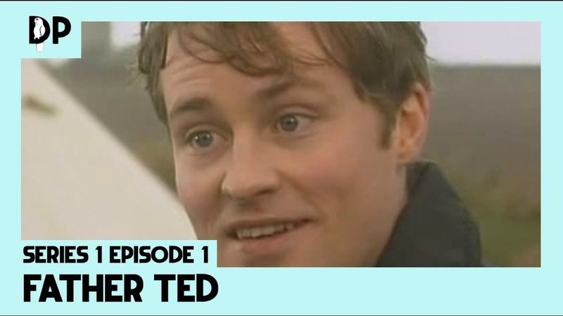 'Good Luck, Father Ted' | Father Ted | Series 1 Episode 1 | Dead Parrot