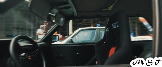 E30 BMW auto