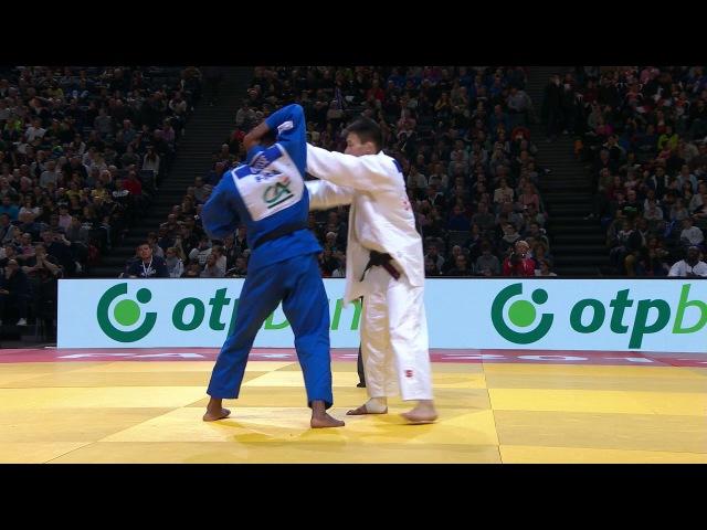 GS Paris 2017, 3 round, 90 kg, Xunzhao Cheng(CHN)-Aurelien Diesse(FRA)