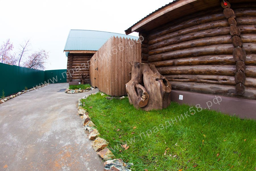 Банный комплекс Усадьба в Пензе, описание, фотографии, цены.