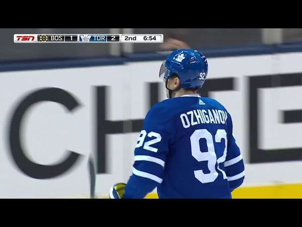 Igor Ozhiganov 1st goal / Ожиганов 1-ая шайба