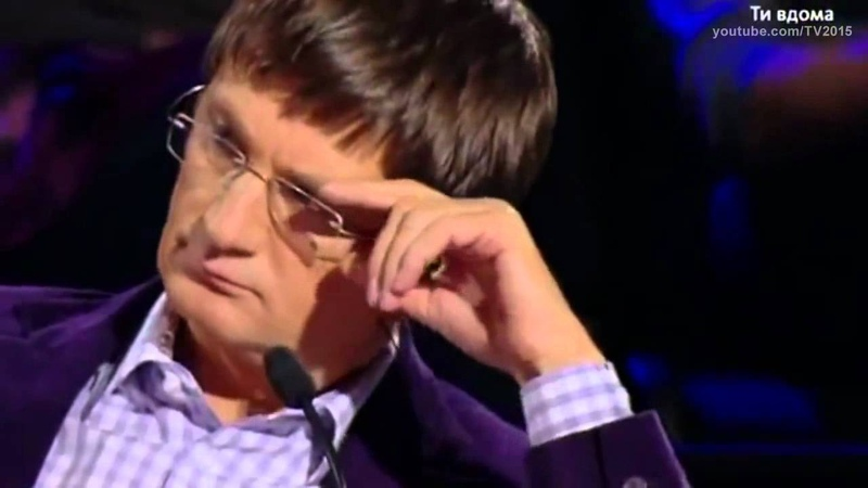 Антон Агафонов Украина мае талант 4
