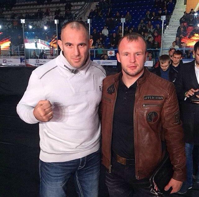 Алексей Олейник и Александр Шлеменко