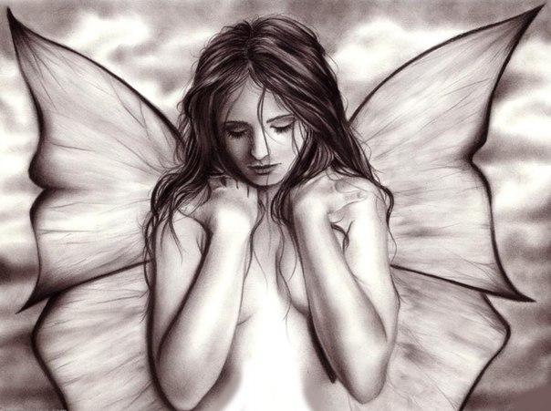 Дама небесной красоты или порочный ангел?