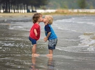 Когда мы будем ругаться с тобой, знай, чтобы я не говорила, просто обними меня... И я успокоюсь...