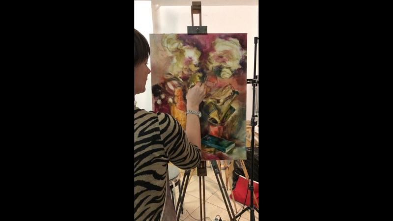 Уроки Живописи в Art Impress
