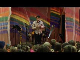 Концерт Дениса Новожилова в ДОЛ Радуга 4 часть