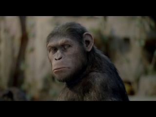 «Восстание планеты обезьян» (2011): Международный трейлер №2 (дублированный)