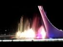 Олимпийский Парк в Сочи. 14.08.2018г. Шоу поющих танцующих фонтанов. Часть 7