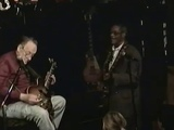 Les Paul with Hubert Sumlin