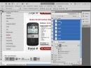Landing Page БМ Создание дизайна сайта для интернет магазина, урок №5 Подвал
