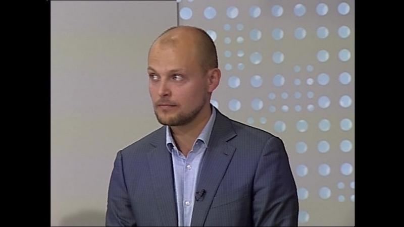 Встретились два оппонента: Артем Речицкий и Константин Сенченко