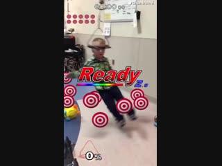 Disabled Target Test