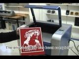 GCC LaserPro---C180 Installation Video