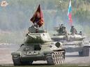 Т-34-85 против Т-90