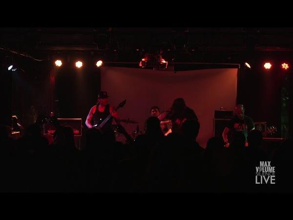 MALIGNANCY live at Brooklyn Bazaar, Apr. 13th, 2018 (FULL SET)