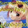 01.12.12 \==SummerBeach AnimeParty==/ [MoonCats]