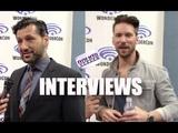 WonderCon '19 Interviews 'BATMAN VS TEENAGE MUTANT NINJA TURTLES' Stars And Filmmakers