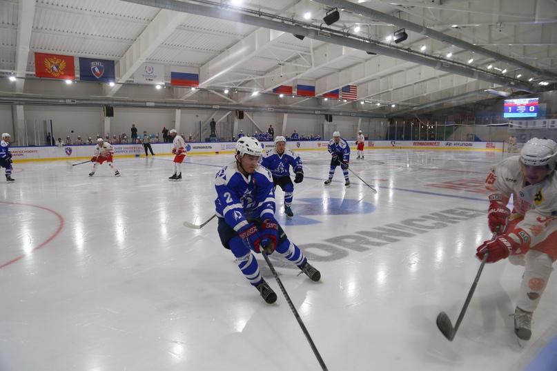 Обзор заключительного дня группового этапа Student Hockey Challenge
