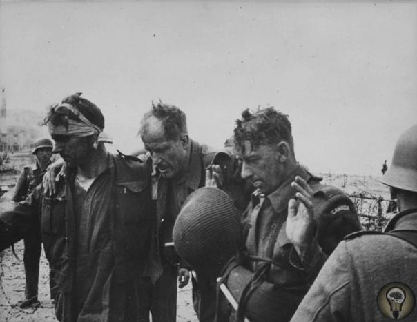 Высадка в Дьеппе, 1942: репетиция открытия второго фронта