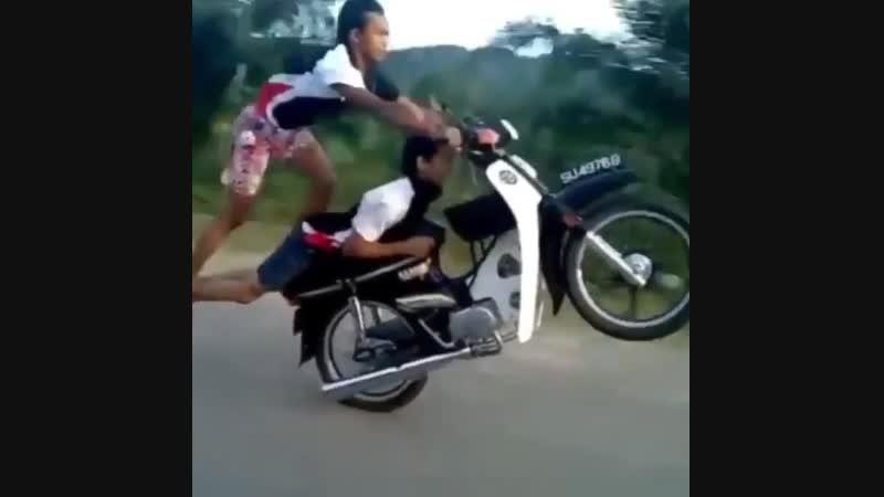 Вьетнамцы отжигают - Зона Экстрима 48