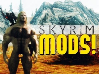 DICKS. IN. SKYRIM. - Skyrim Mods!
