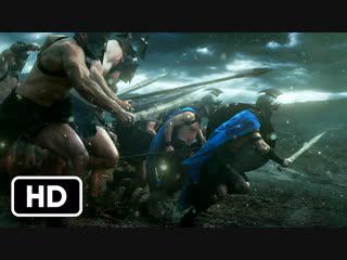 Марафонская битва (Полная сцена) - 300 спартанцев: Расцвет империи (2014) | Киноролики