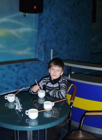 Даниил Вансович, 31 августа 1999, Соликамск, id210077106