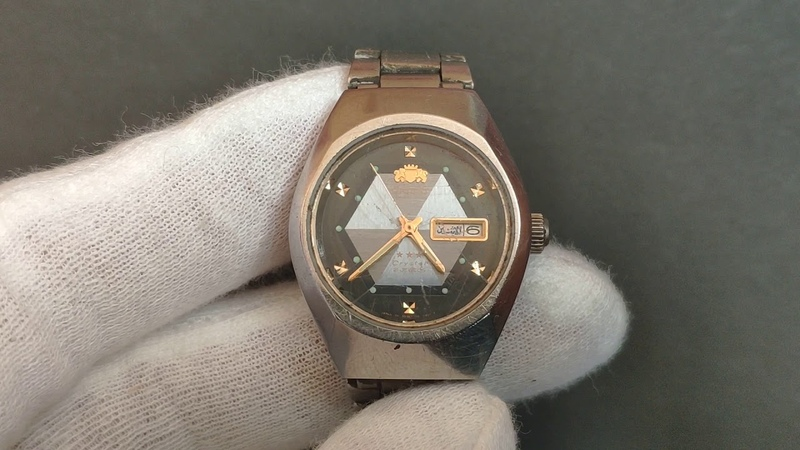 Ladies' Watch Orient Crystal 21 Jewels