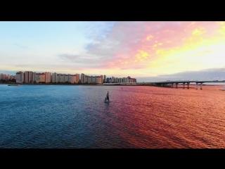 Санкт-Петербург Крестовский остров (St. Petersburg Krestovsky island) Mavic 2 Zoom 4k