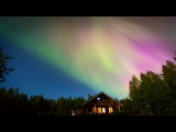 Nature and Aurora Borealis in Finland timelapse  Henri Luoma Photography