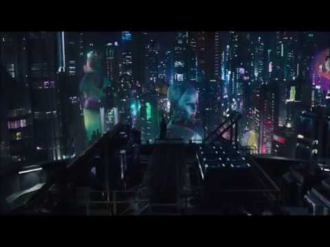 Ghost In The Shell 2017 Scandroid Dance With The Dead Neo Tokyo