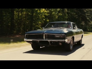 Drive Angry: unedited chase