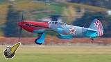 The Soviet-built WW2 fighter (Yak-3) that almost nailed it at Reno - Full Noise