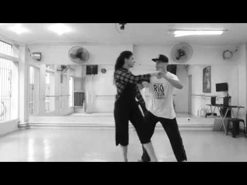 João Paulo Jota e Ingrid Soter - Improviso de Zouk
