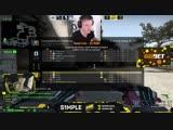 s1mple - новая тактика в CS!
