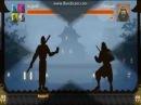 Бой с Тенью клан Ночные Самураи