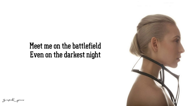 SVRCINA - Meet Me On The Battlefield (Lyrics)
