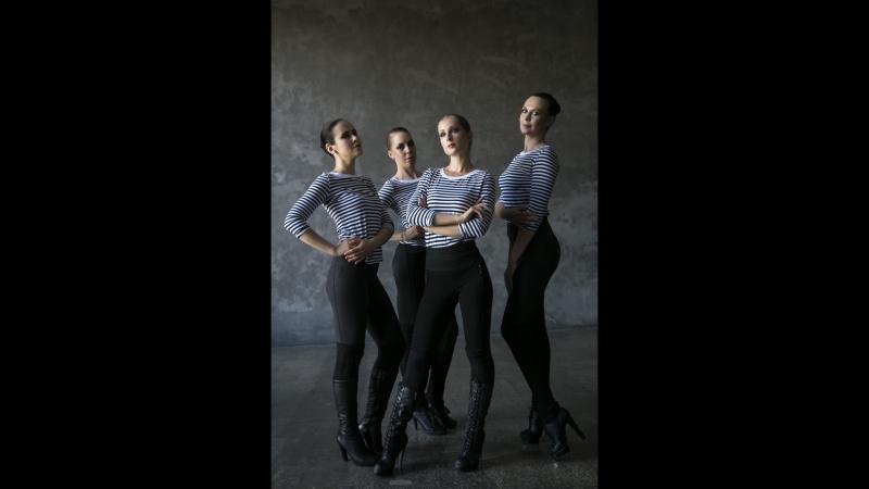 Тати feat. Баста - Я или ты| High Heels Strip Dance Choreography by Alice