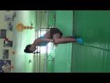 SLs Обучающее видео. Как научиться держать ногу на весу в шпагате? поза