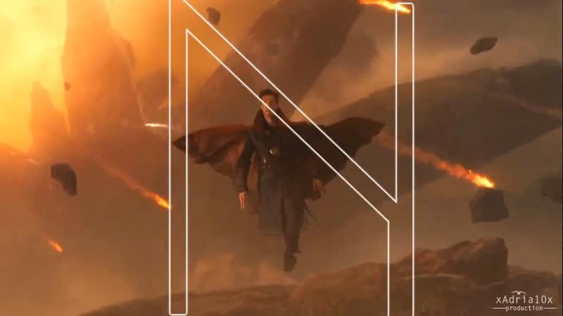 Stark Strange || Natural [infinity war]