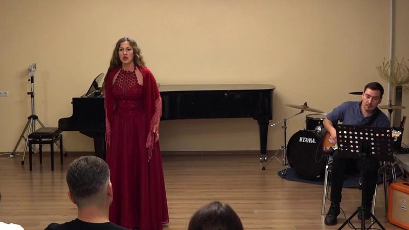 Песня Лауры (Альфред Шнитке) - Андрей Жуйков,Екатерина Беляева (Академическое пение,гитара)