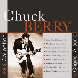 Chuck Berry альбом 6 Original Albums Chuck Berry, Vol.2