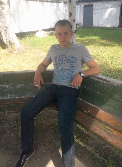 Сергей Щукин, 5 августа 1990, Санкт-Петербург, id95958627