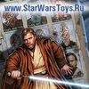 Фигурки Star Wars, Marvel и DC Comics!