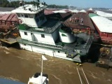 Saving the MV Francis on the MV Helen Merrill in St. Louis