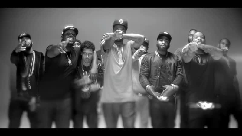 YG Fеаt. Lil Wayne, Rich Homie Quan, Meek Mill, Nicki Minaj - «My Nigga» (2014)